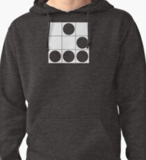 Game of Life Glider (Hacker Symbol) (white) Pullover Hoodie