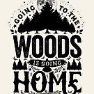 The Woods by wolfandbird