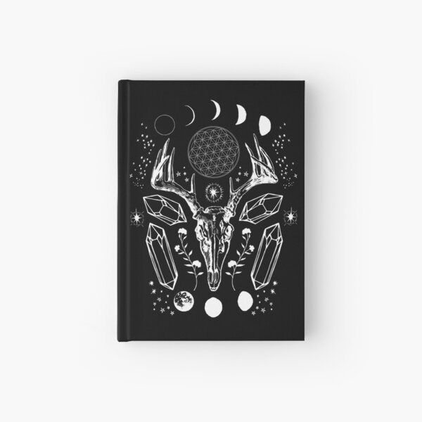 Crystal Moon. Hardcover Journal