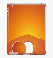 Open tomb iPad Case/Skin