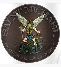 Michael Law Enforcement  Poster