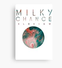 Milky Chance Blossom Canvas Print