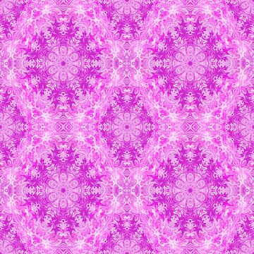 Seamless repeating pattern in pink by dianecmcac