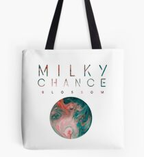 Milky Chance Blossom Tote Bag