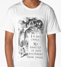 I'm not crazy Long T-Shirt