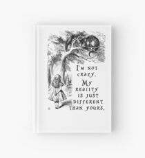 I'm not crazy Hardcover Journal