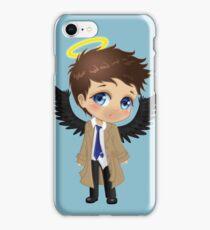 Supernatural Castiel Chibi iPhone Case/Skin