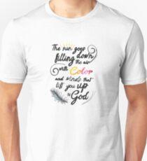 Stevie Nicks - Twisted Unisex T-Shirt