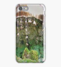 Mother Shiptons Dropping Well Panorama - Knaresborough iPhone Case/Skin