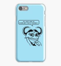 GNU/Linux iPhone Case/Skin