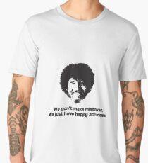 Bob Ross Quote Men's Premium T-Shirt