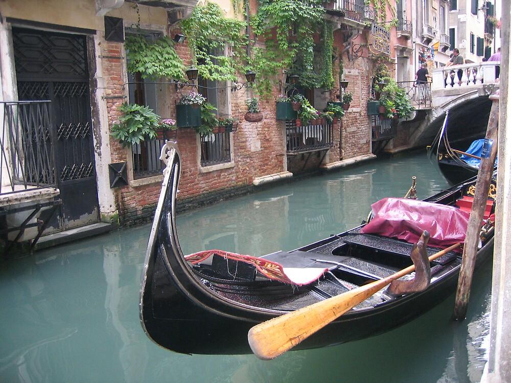 Gondola by Natalia