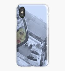 THE LOOKER iPhone Case/Skin