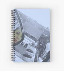 THE LOOKER Spiral Notebook