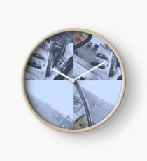 THE LOOKER Clock
