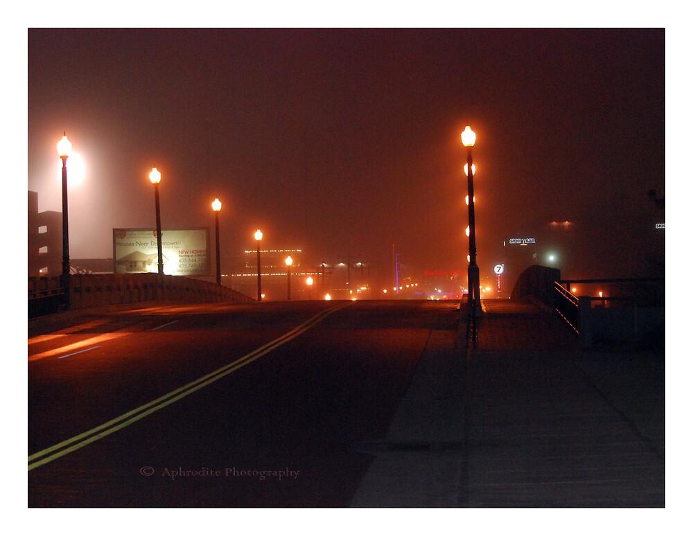 Walnut Avenue Bridge by JetsetAphrodite