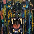 Black Panther by Michael Creese