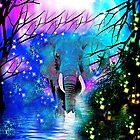Elephant by Saundra Myles