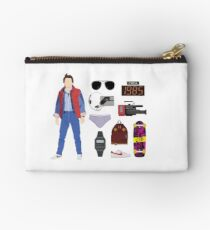 Back to the Future : Time Traveler Essentials 1985 Studio Pouch