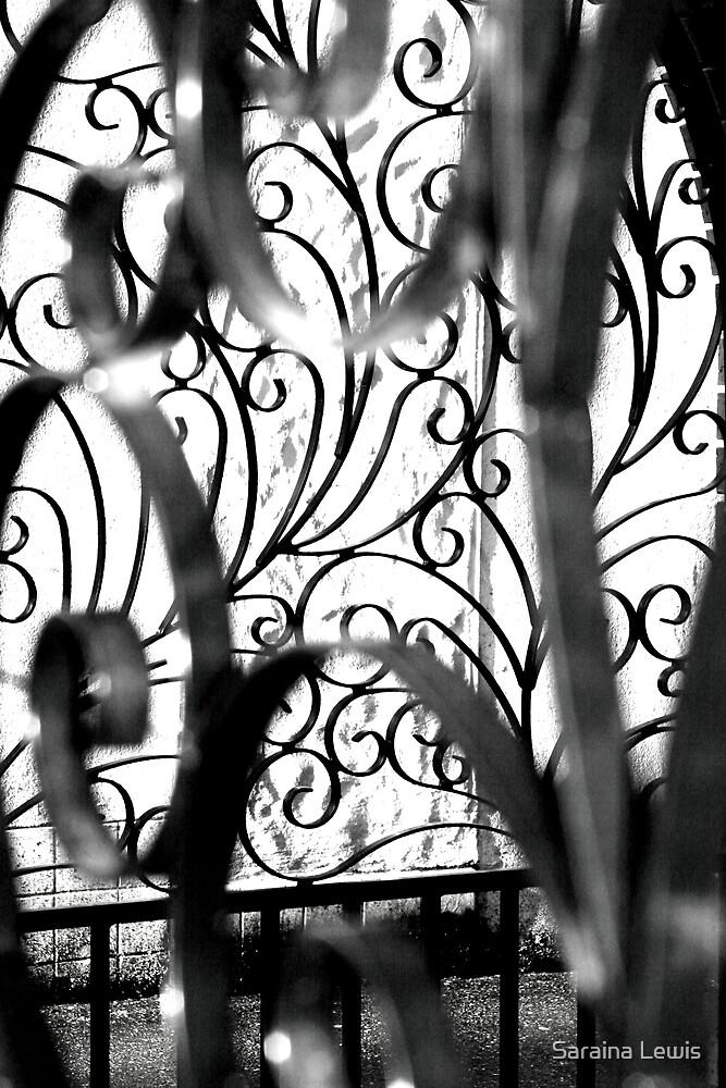 Gated by Saraina Williams