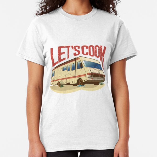 Breaking Bad RV (Lets Cook) Classic T-Shirt