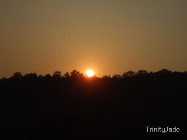 Rising Sun by TrinityJade