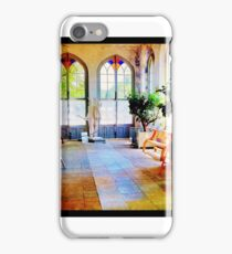 Knowle House Orangery  iPhone Case/Skin