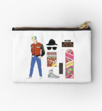 Back to the Future : Time Traveler Essentials 2015 Studio Pouch