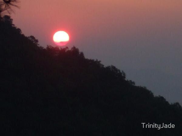 Good Morning Sun by TrinityJade