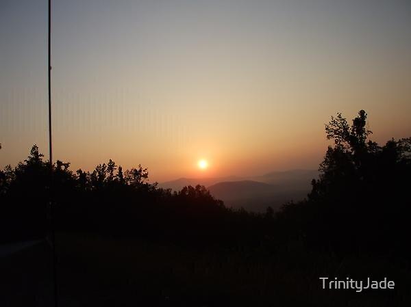 Mountain Top Bliss by TrinityJade
