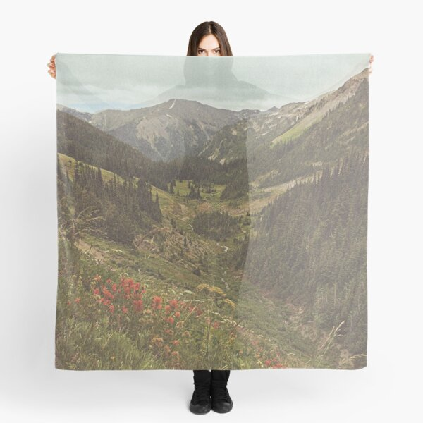 Go Camping Scarf