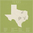 Texas Golf Courses by FinlayMcNevin