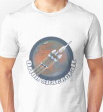 Orion Spacecraft  Unisex T-Shirt