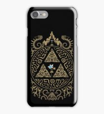Silent Princess of The Wild iPhone Case/Skin
