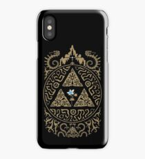 Silent Princess of The Wild iPhone Case