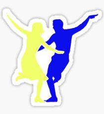La La Land Sticker Sticker