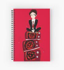 Adachi The TV King Spiral Notebook