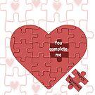 Valentine (113 views) by aldona