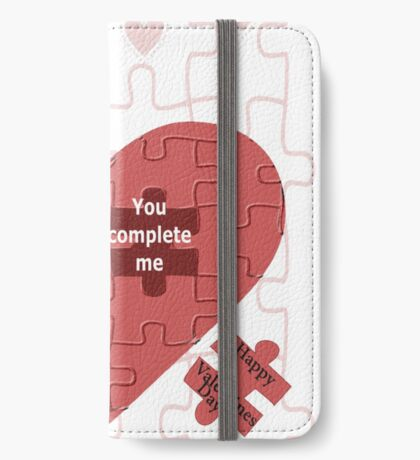 Valentine (228 views) iPhone Wallet