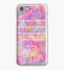 Oh, The Places You'll Go! iPhone Case/Skin