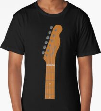 Telecaster Guitar Long T-Shirt