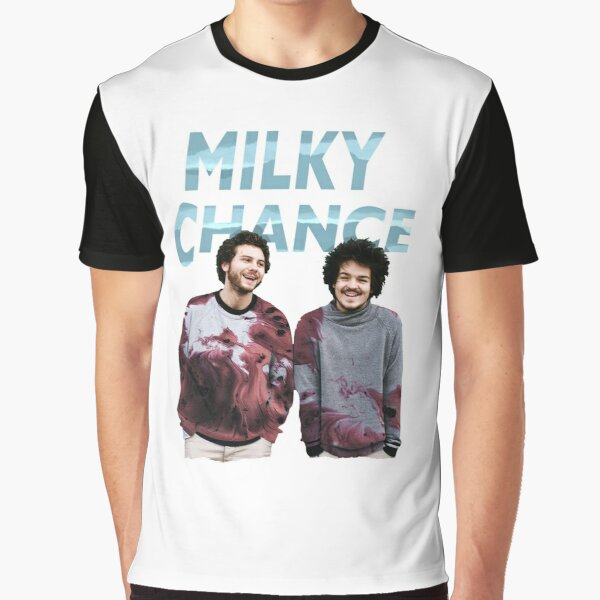 Milky Chance Blossom Graphic T-Shirt