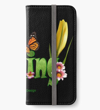 Spring text (4224 views) iPhone Wallet