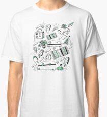 Chocolate Fish  Classic T-Shirt
