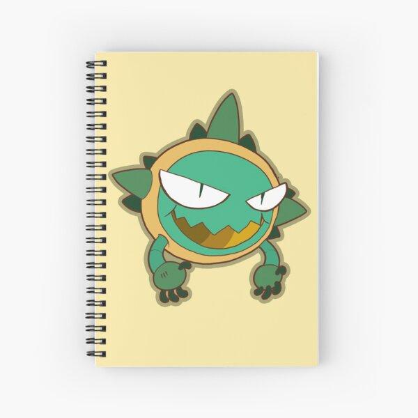 Gyuianom Spiral Notebook
