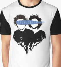 Milky Chance Mountains Graphic T-Shirt