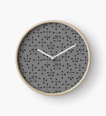 Reloj Midcentury Modern Dots 111