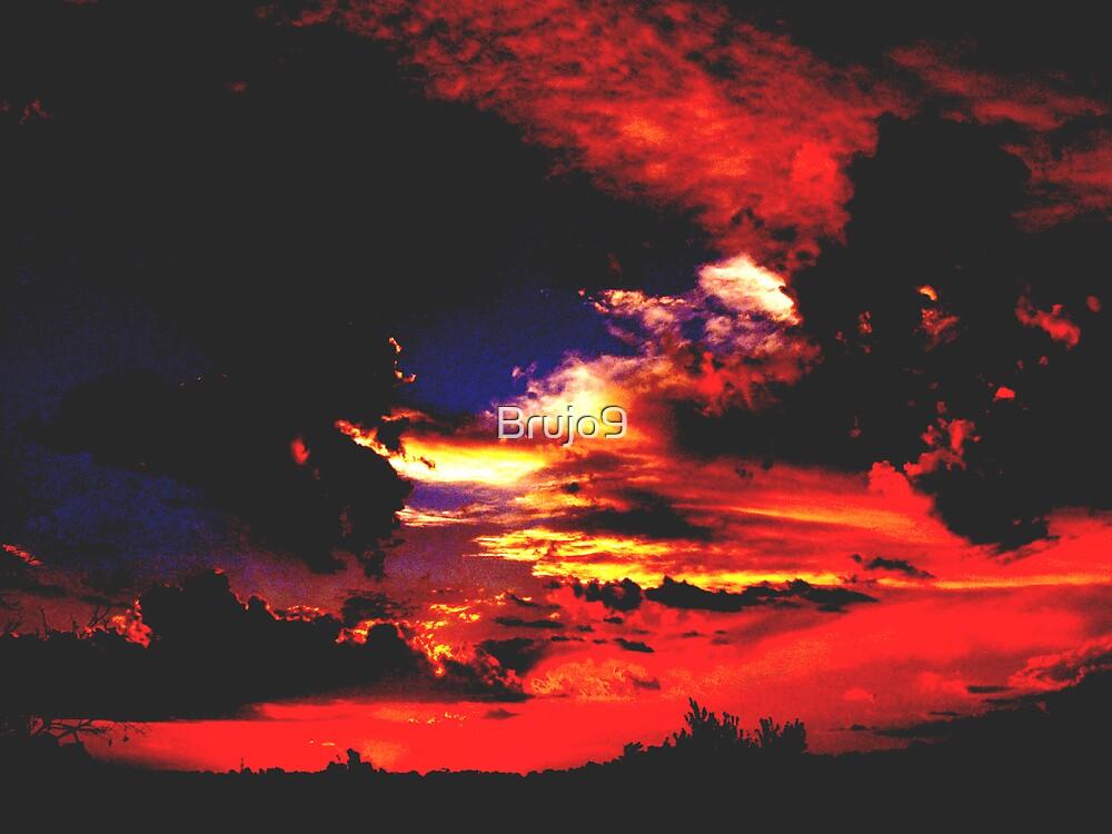 Vensian sky by Brujo9