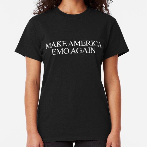 Make America Emo Again Classic T-Shirt