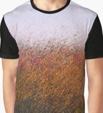 Sunset grass Graphic T-Shirt